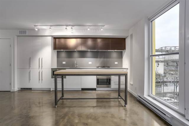 150 E Cordova Street #705, Vancouver, BC V6A 0E7 (#R2413896) :: Six Zero Four Real Estate Group