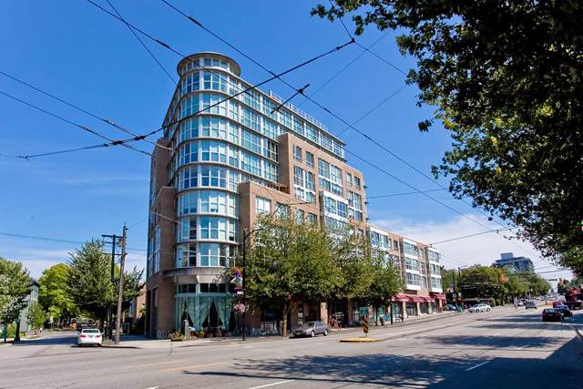 288 E 8TH Avenue #307, Vancouver, BC V5T 4S8 (#R2413919) :: Macdonald Realty
