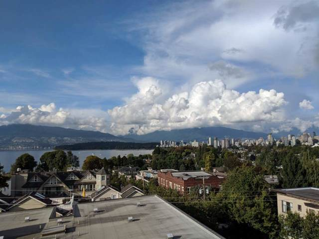 2211 W 2ND Avenue #306, Vancouver, BC V6K 1H8 (#R2414018) :: Macdonald Realty