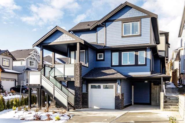 3391 Derbyshire Avenue, Coquitlam, BC V3E 0G3 (#R2414031) :: Ben D'Ovidio Personal Real Estate Corporation | Sutton Centre Realty