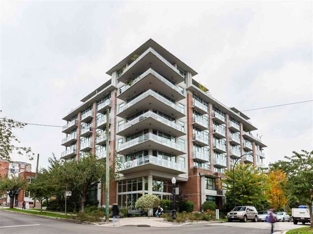 298 E 11TH Avenue #710, Vancouver, BC V5T 0A2 (#R2414040) :: Macdonald Realty