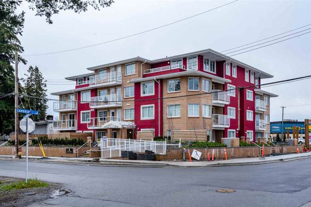 1990 Westminster Avenue #401, Port Coquitlam, BC V0V 0V0 (#R2414094) :: Ben D'Ovidio Personal Real Estate Corporation | Sutton Centre Realty