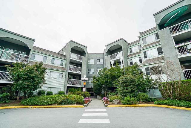 5700 200 Street #101, Langley, BC V3A 7S6 (#R2414250) :: Six Zero Four Real Estate Group