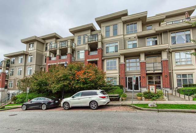270 Francis Way #309, New Westminster, BC V3L 0C3 (#R2414262) :: Ben D'Ovidio Personal Real Estate Corporation | Sutton Centre Realty