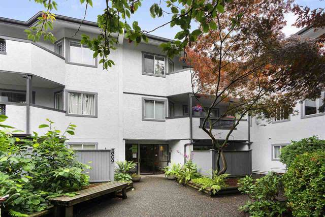 809 W 16TH Street #111, North Vancouver, BC V7P 1R2 (#R2414280) :: Ben D'Ovidio Personal Real Estate Corporation | Sutton Centre Realty