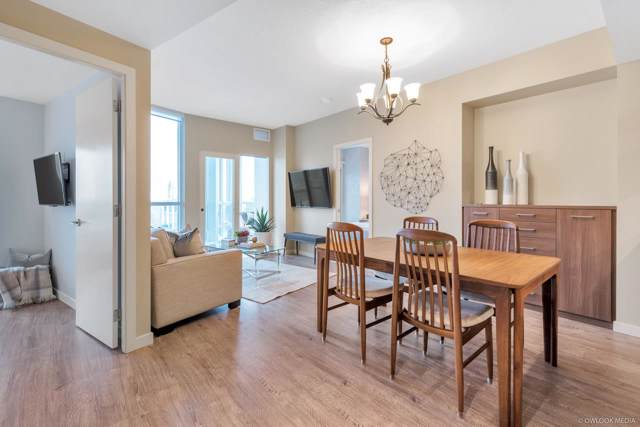 833 Seymour Street #3103, Vancouver, BC V6B 0G4 (#R2414318) :: Six Zero Four Real Estate Group