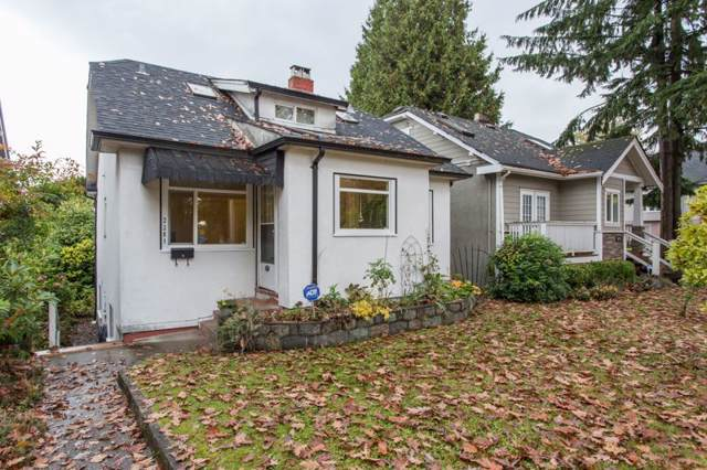 2281 E 2ND Avenue, Vancouver, BC V5N 1G1 (#R2414327) :: Six Zero Four Real Estate Group