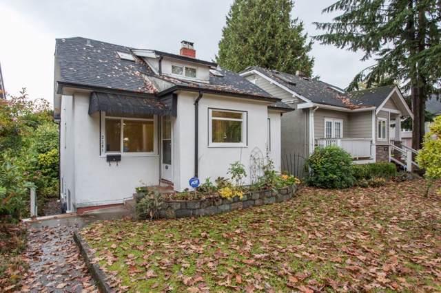 2281 E 2ND Avenue, Vancouver, BC V5N 1G1 (#R2414327) :: Ben D'Ovidio Personal Real Estate Corporation | Sutton Centre Realty
