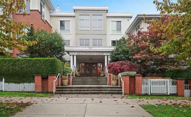 360 E 36TH Avenue #304, Vancouver, BC V5W 4B9 (#R2414353) :: Six Zero Four Real Estate Group