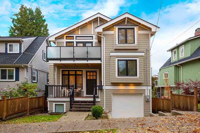 825 E 31ST Avenue, Vancouver, BC V5V 2X2 (#R2414354) :: Ben D'Ovidio Personal Real Estate Corporation | Sutton Centre Realty