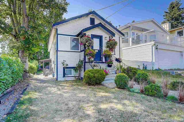 933 Parker Street, White Rock, BC V4B 4R5 (#R2414371) :: Ben D'Ovidio Personal Real Estate Corporation | Sutton Centre Realty