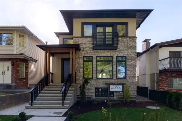 958 E 38TH Avenue, Vancouver, BC V5W 1J3 (#R2414390) :: Six Zero Four Real Estate Group