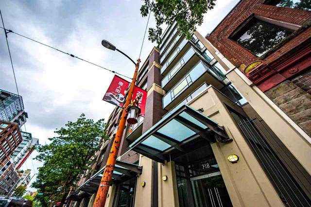 718 Main Street #406, Vancouver, BC V6A 0B1 (#R2414400) :: Six Zero Four Real Estate Group