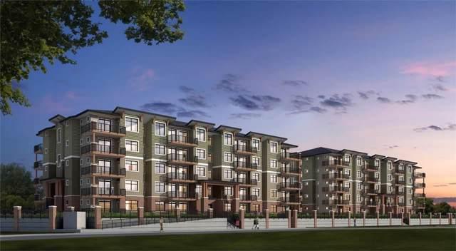 20686 Eastleigh Crescent #417, Langley, BC V0V 0V0 (#R2415133) :: Macdonald Realty
