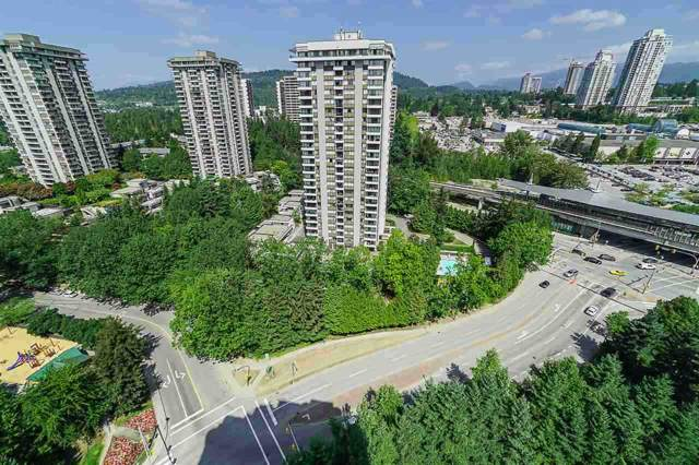 9603 Manchester Drive #2406, Burnaby, BC V3N 4Y7 (#R2415567) :: RE/MAX City Realty