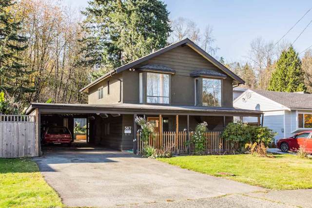 587 Colby Street, New Westminster, BC V3L 3Y9 (#R2416521) :: RE/MAX City Realty
