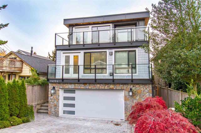 14764 Gordon Avenue, White Rock, BC V4B 2A7 (#R2418717) :: Macdonald Realty
