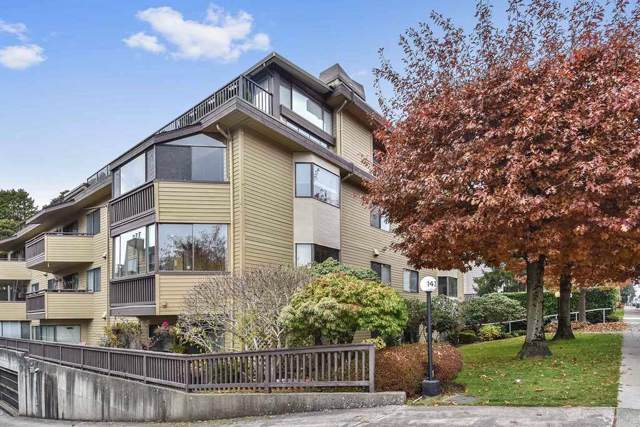 1437 Martin Street #302, White Rock, BC V4B 3W8 (#R2418939) :: Macdonald Realty