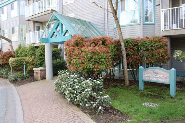 15140 108 Avenue #309, Surrey, BC V3R 0T9 (#R2419027) :: Macdonald Realty