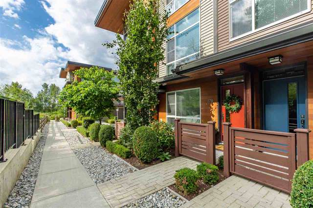 2228 162 Street #176, Surrey, BC V3Z 6P4 (#R2419145) :: Macdonald Realty