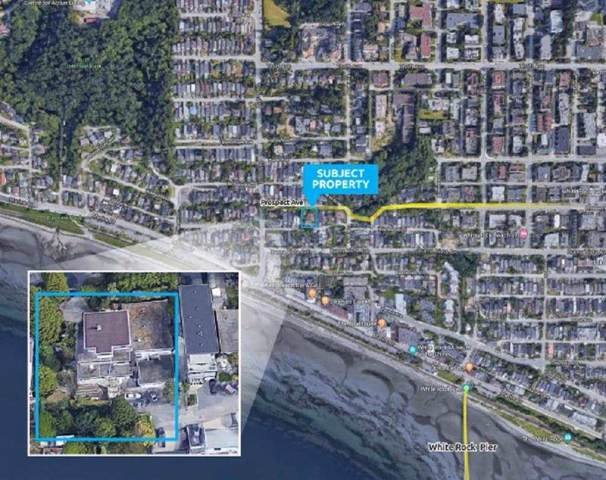 14858 Prospect Avenue, White Rock, BC V4B 2B1 (#R2419272) :: Macdonald Realty