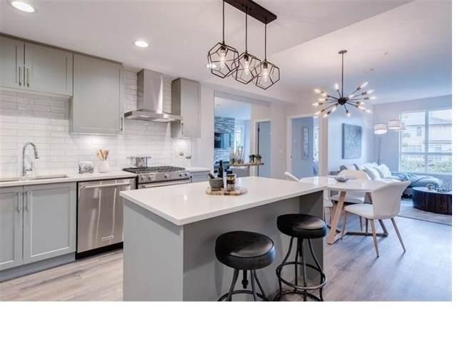 15436 31 Avenue #214, Surrey, BC V4P 2B7 (#R2419374) :: Macdonald Realty