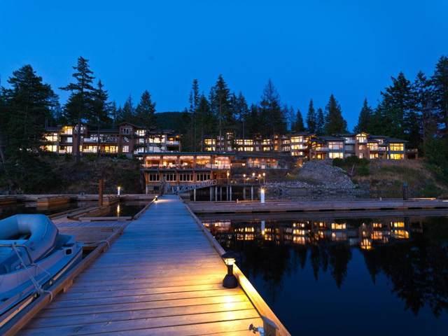 12849 Lagoon Road 3C, Pender Harbour, BC V0N 2H0 (#R2419965) :: RE/MAX City Realty