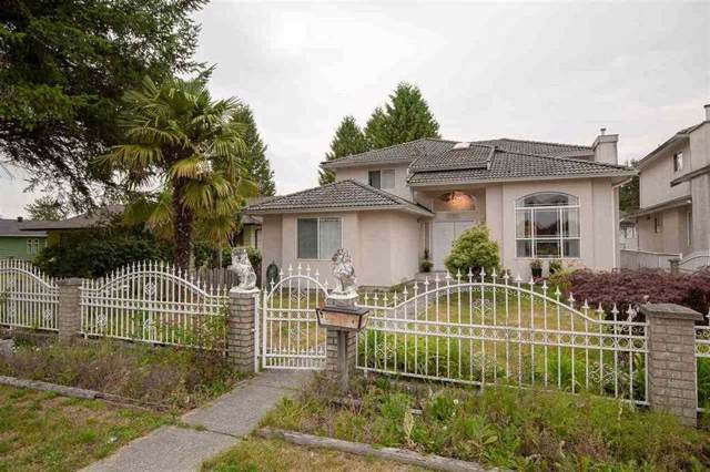 9878 156 Street, Surrey, BC V3R 4L3 (#R2420178) :: RE/MAX City Realty