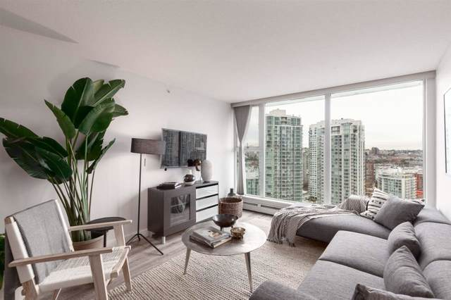 1008 Cambie Street #2807, Vancouver, BC V6B 6J7 (#R2420992) :: RE/MAX City Realty