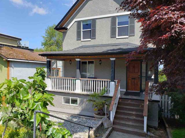 757 Durward Avenue, Vancouver, BC V5V 2Y9 (#R2421234) :: Premiere Property Marketing Team