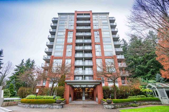 5657 Hampton Place #1005, Vancouver, BC V6T 2H4 (#R2421878) :: Macdonald Realty