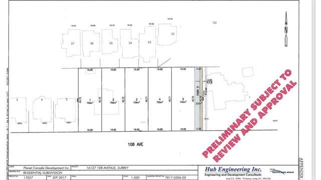 16127 108 Avenue #2, Surrey, BC V4N 1P2 (#R2421882) :: Premiere Property Marketing Team