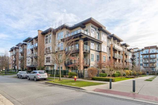 5928 Birney Avenue #107, Vancouver, BC V6S 0B5 (#R2422015) :: Macdonald Realty