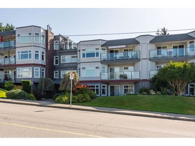 1220 Fir Street #409, White Rock, BC V4B 4B1 (#R2422403) :: Ben D'Ovidio Personal Real Estate Corporation | Sutton Centre Realty