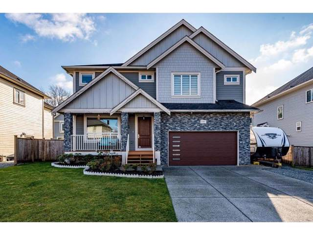 20367 98 Avenue #2, Langley, BC V1M 3E2 (#R2422530) :: Premiere Property Marketing Team