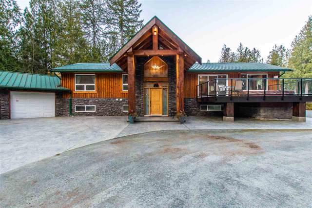 48752 Chilliwack Lake Road, Sardis - Chwk River Valley, BC V4Z 1A6 (#R2422726) :: RE/MAX City Realty