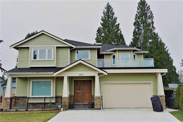 955 Balbirnie Boulevard, Port Moody, BC V3H 1E2 (#R2422856) :: Ben D'Ovidio Personal Real Estate Corporation | Sutton Centre Realty