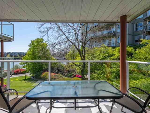 1230 Quayside Drive #303, New Westminster, BC V3M 6H1 (#R2423059) :: Ben D'Ovidio Personal Real Estate Corporation | Sutton Centre Realty