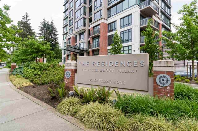 301 Capilano Road #206, Port Moody, BC V3H 0G6 (#R2423063) :: Ben D'Ovidio Personal Real Estate Corporation | Sutton Centre Realty