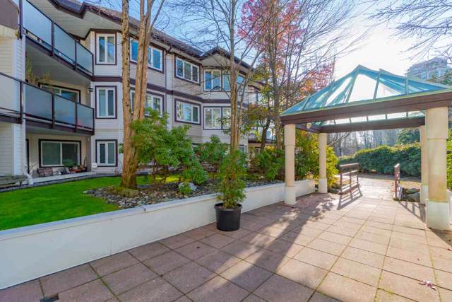 7139 18TH Avenue #105, Burnaby, BC V3N 4Z3 (#R2423206) :: Ben D'Ovidio Personal Real Estate Corporation | Sutton Centre Realty