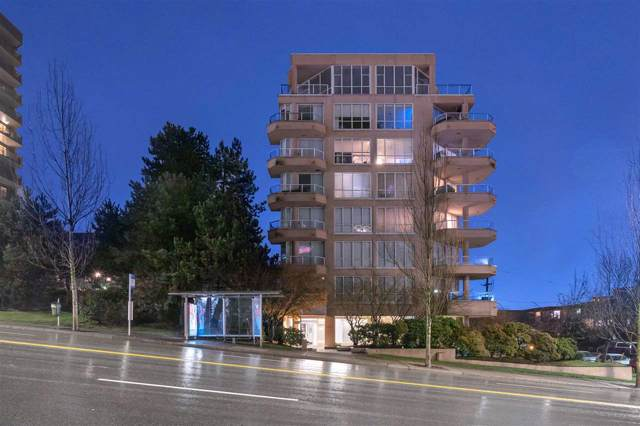 408 Lonsdale Avenue #601, North Vancouver, BC V7M 2G5 (#R2423450) :: Ben D'Ovidio Personal Real Estate Corporation | Sutton Centre Realty