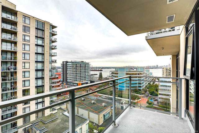175 W 1ST Street #1014, North Vancouver, BC V7M 3N9 (#R2423452) :: Ben D'Ovidio Personal Real Estate Corporation | Sutton Centre Realty