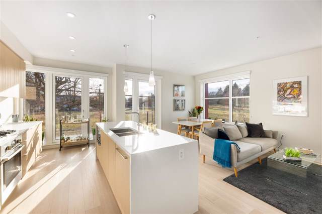 108 E 35TH Avenue #201, Vancouver, BC V5W 1A6 (#R2423521) :: Ben D'Ovidio Personal Real Estate Corporation | Sutton Centre Realty