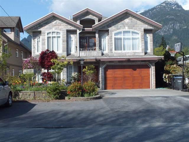 38783 Garibaldi Avenue, Squamish, BC V8B 0R9 (#R2423526) :: Ben D'Ovidio Personal Real Estate Corporation | Sutton Centre Realty