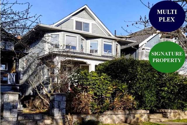 1943 Napier Street, Vancouver, BC V5L 2N6 (#R2423548) :: Ben D'Ovidio Personal Real Estate Corporation | Sutton Centre Realty