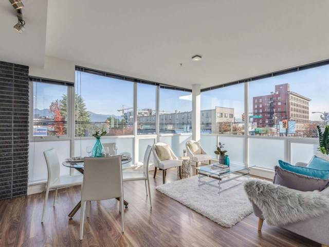 2511 Quebec Street #214, Vancouver, BC V5T 0B6 (#R2423601) :: Ben D'Ovidio Personal Real Estate Corporation | Sutton Centre Realty