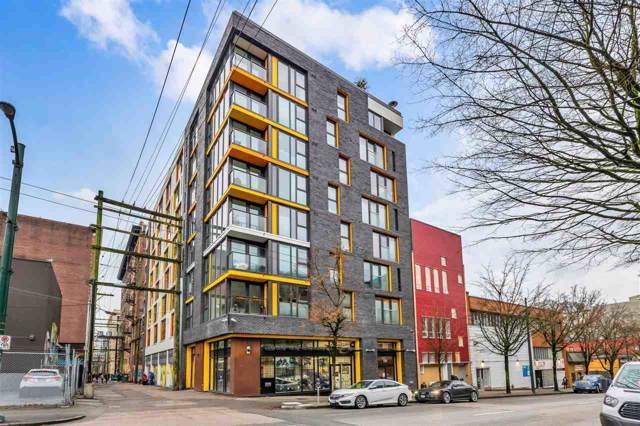 150 E Cordova Street #807, Vancouver, BC V6A 0E7 (#R2423727) :: Six Zero Four Real Estate Group