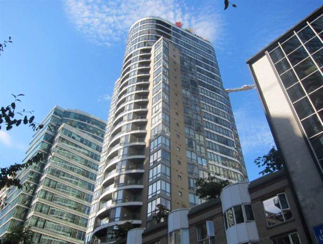 1166 Melville Street #2505, Vancouver, BC V6E 4P5 (#R2423729) :: Macdonald Realty