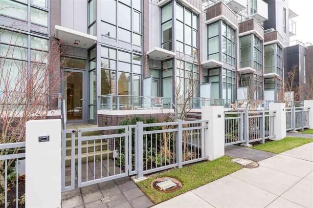 13438 Central Avenue Th103, Surrey, BC V3T 1R7 (#R2423768) :: Premiere Property Marketing Team