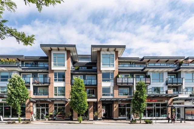 1330 Marine Drive #218, North Vancouver, BC V7P 1T4 (#R2423781) :: Six Zero Four Real Estate Group